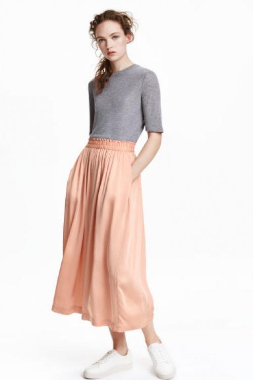 h&m jupe culotte