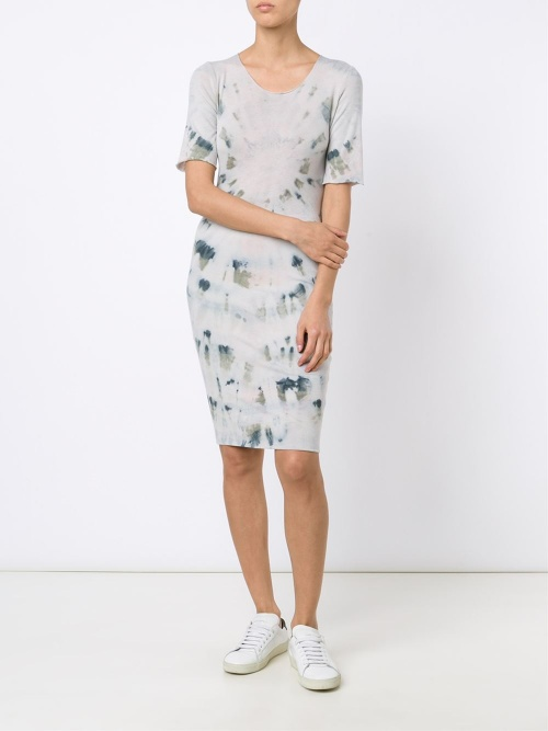 Raquel Allegra robe tye and dye