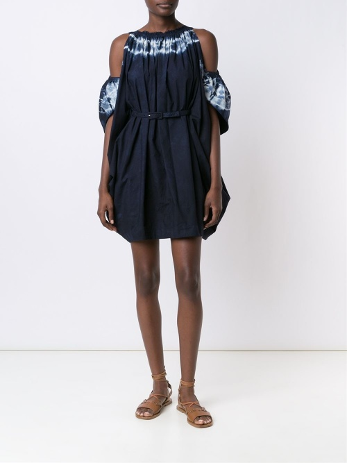 Rachel Comey robe tye and dye