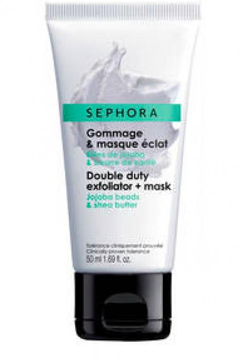 Sephora - Gommage & masque éclat