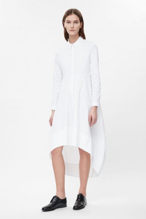 COS robe chemise jupe oversize