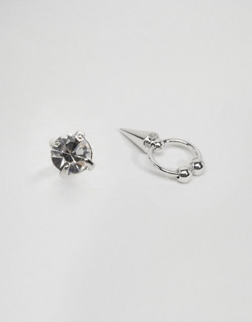 Asos bijoux de nez clou et anneau