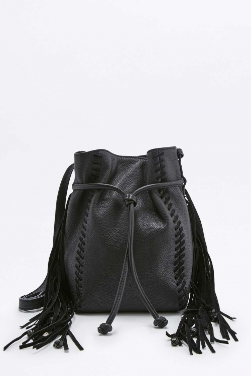 Urban Outfitters - Sac bourse à franges
