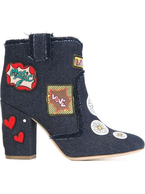 Laurence Dacade boots pop
