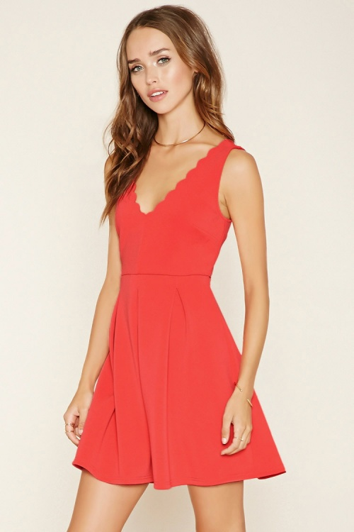 Forever 21 - robe patineuse