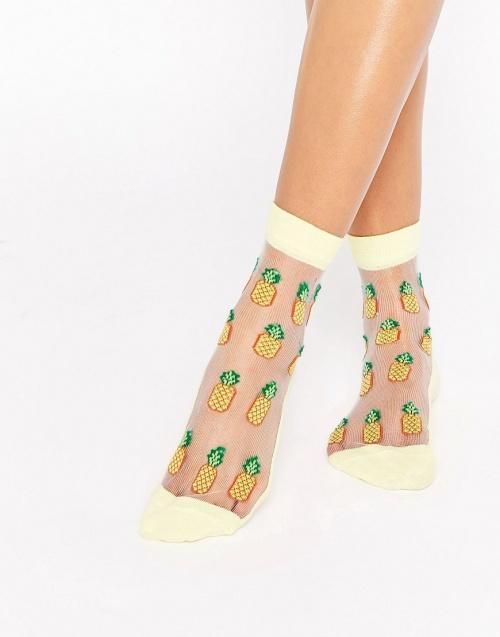 ananas soquettes