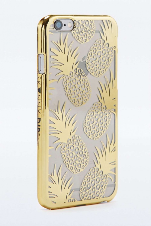 iphone 6 ananas doré