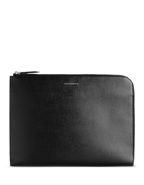 Burberry London - Pochette cuir porte documents