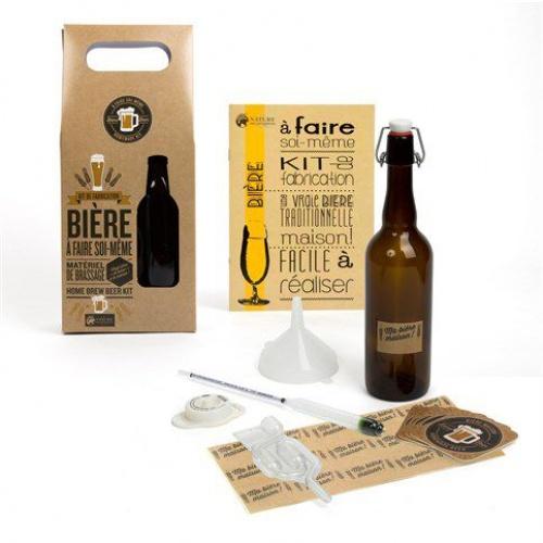 Nature & Découvertes - Kit de fabrication de bière