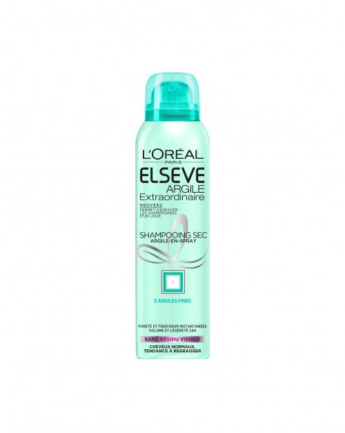 L'Oréal Elseve Argile - Shampoing Sec