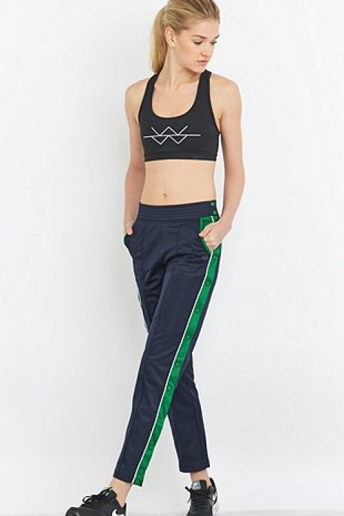 Without Walls  pantalon jogging bleu et vert
