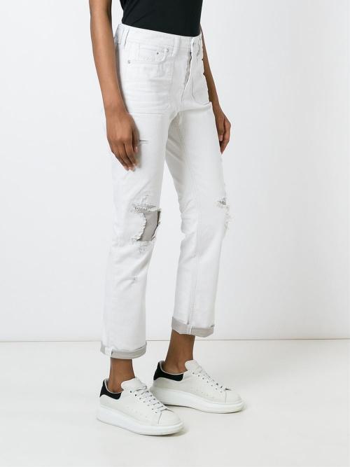 Diesel jean blanc