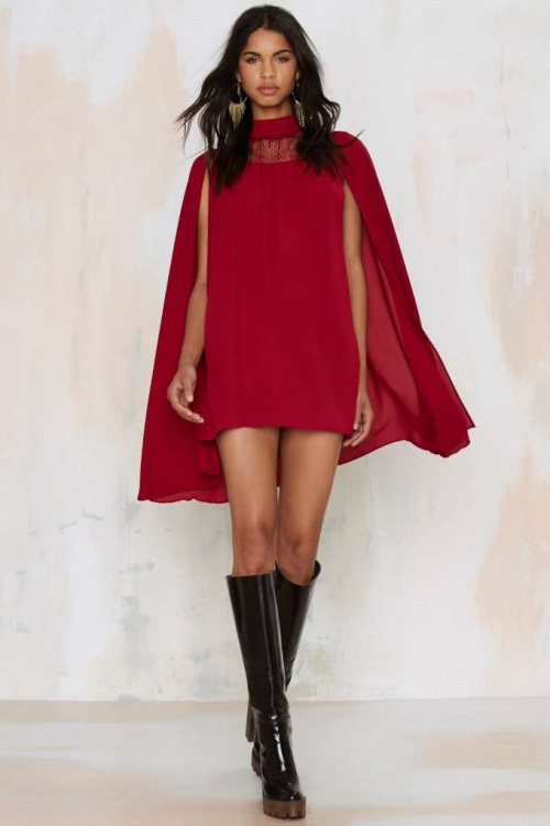 robe cape ruoge