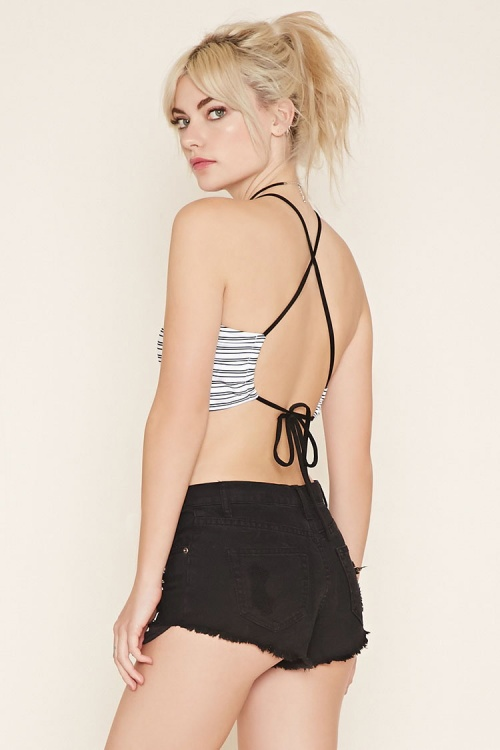 Forever 21 chiyo top