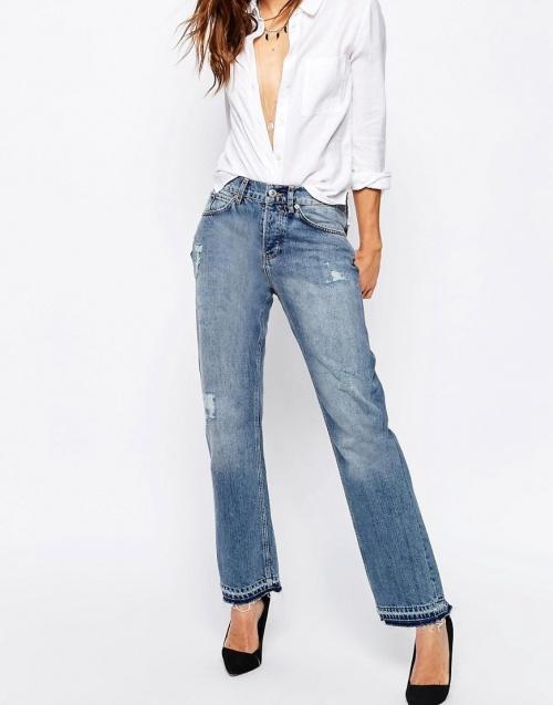 Asos jean large revers original