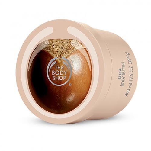 The Body Shop - beurre corporel karite