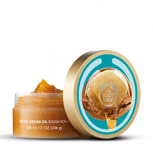 The Body shop - Gommage à l'huile d'argan