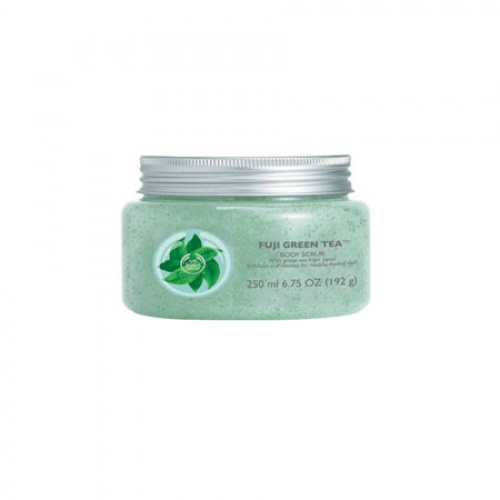 The Body Shop - Gommage au thé vert