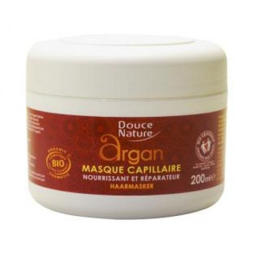 masque capillaire cheveux bio argan
