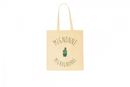 The Tops x Meetic - Tote Bag  tote bag grognonne et mignonne