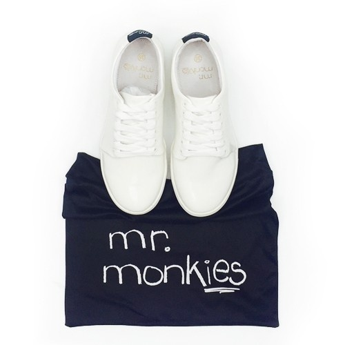 Mr Monkies baskets neutres à customiser