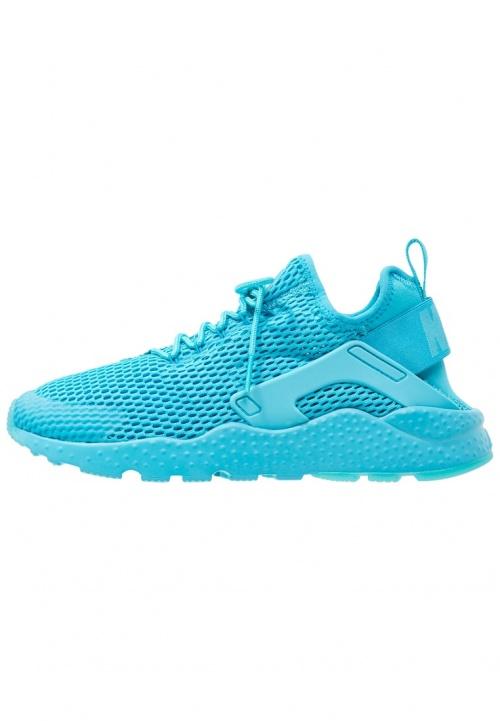 Nike Huarache basket bleues ciel