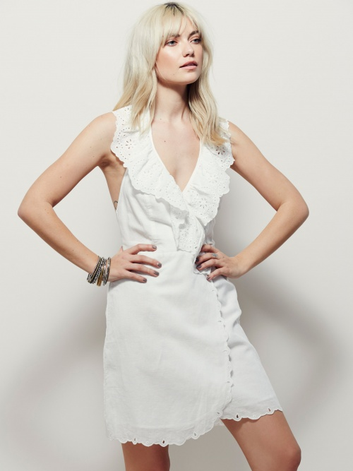 Free People robe portefeuille
