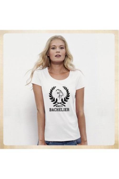 Bachelier - T-shirt bachelière