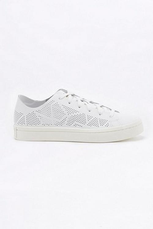 Adidas Originals - Baskets ajourées blanches