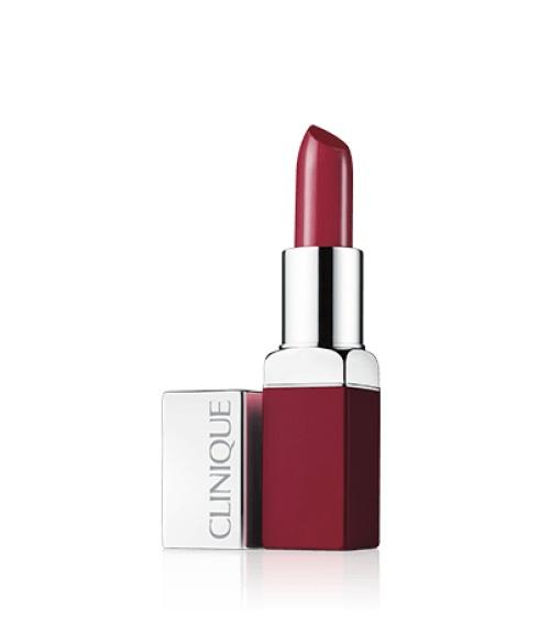 Clinique Pop Rouge intense + Base lissante 2 en 1 - Passion Pop
