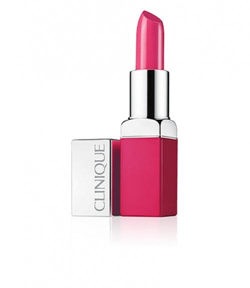 Clinique Pop Rouge intense + Base lissante 2 en 1 - Kiss Pop