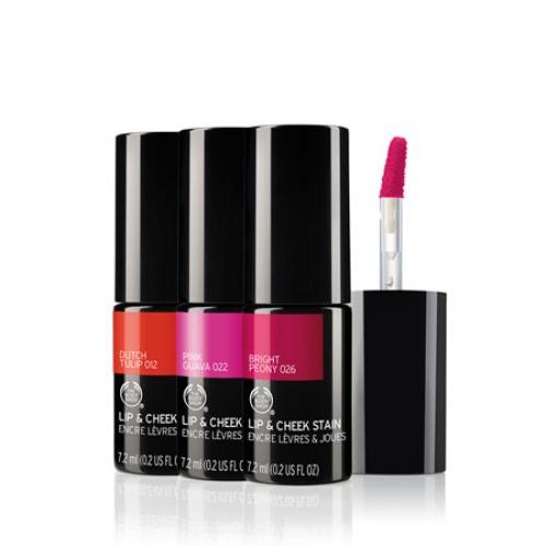 The Body Shop - Encre lèvres et joues