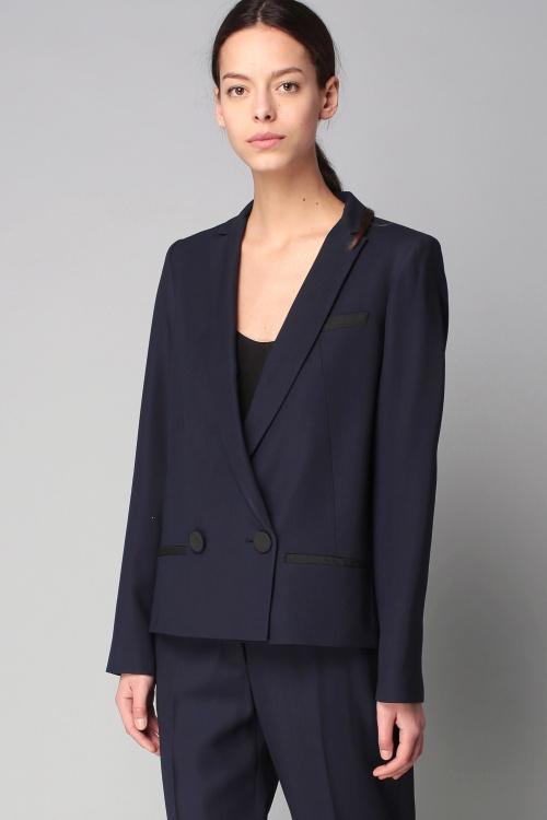 Tara Jarmon veste blazer courte