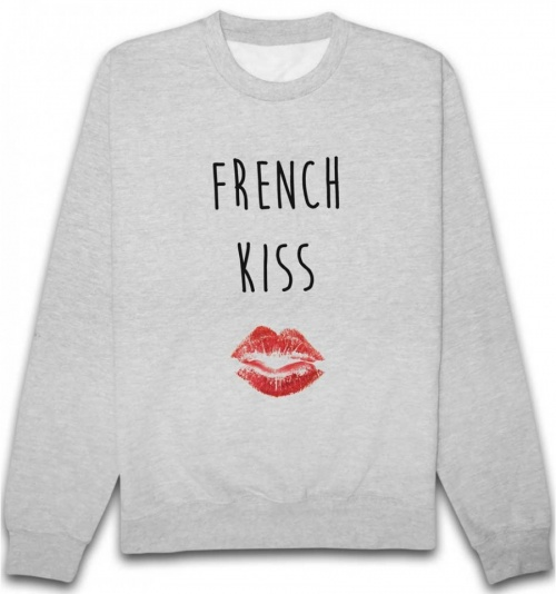 Wercy sweat french kiss