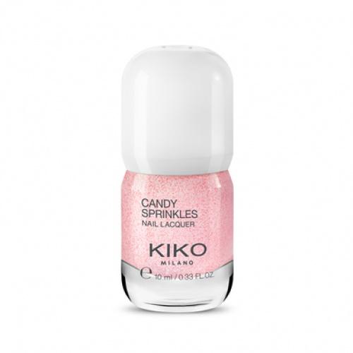 Kiko - Vernis avec micro-grains mats