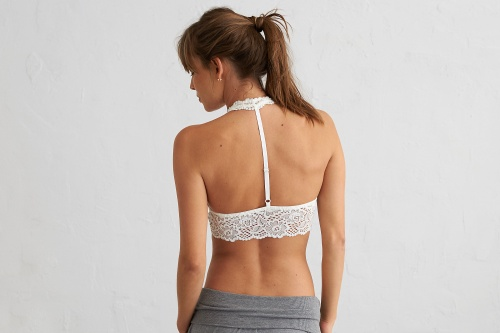 American Eagle Outfitters bralette dos nu