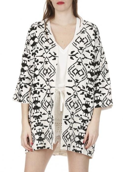 Stella Forest veste kimono ethnique