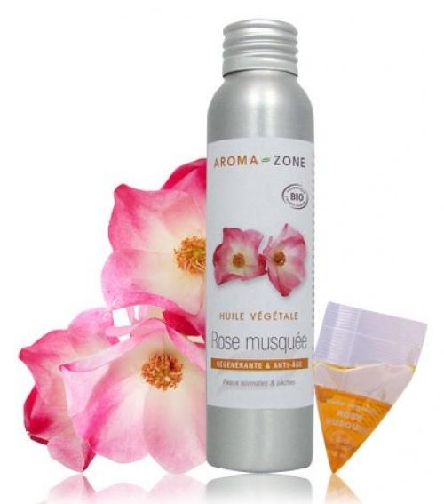 Aroma Zone - Huile végétale de rose musquée