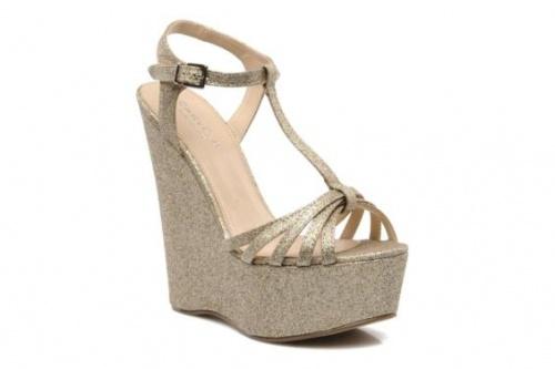 Carvela chaussures compensées