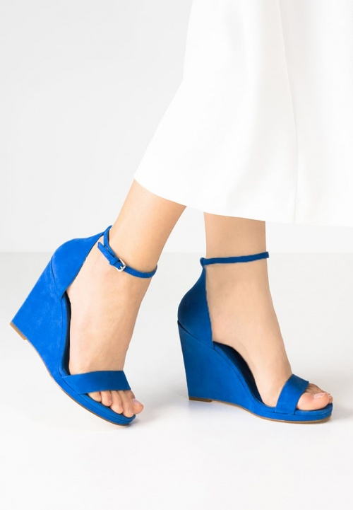 Aldo chaussure sandales bleu