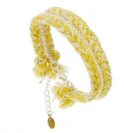 Jez Handmade - Bracelet tressé