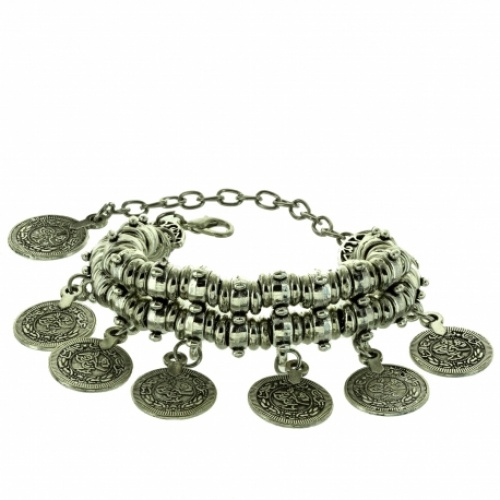 Mon Joli Sautoir - Bracelet pièces