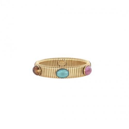Gas - Bracelet or et pierres