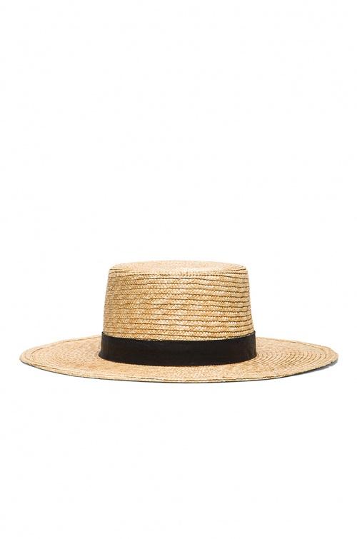 Janessa Leone - chapeau