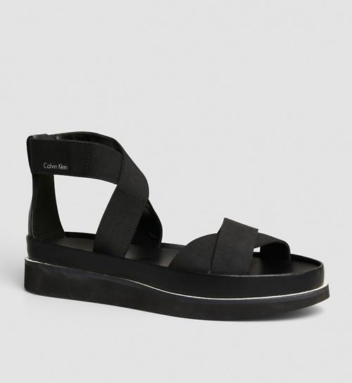 Calvin Klein - Sandales élastiques