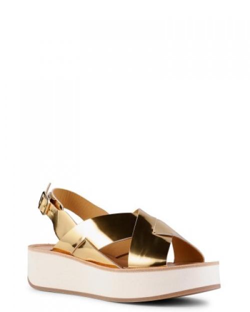 Minelli - Sandales gold
