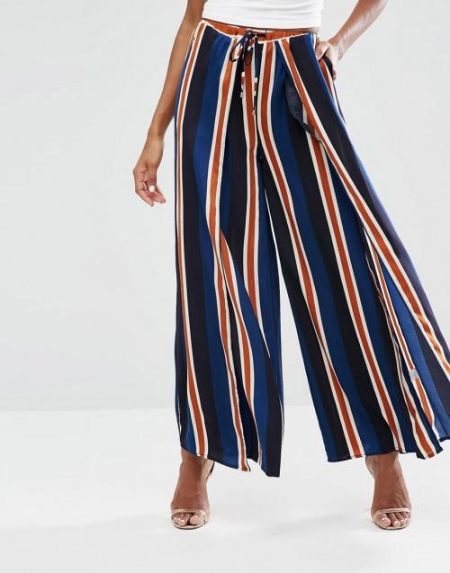 Lavish Alice - Pantalon ample