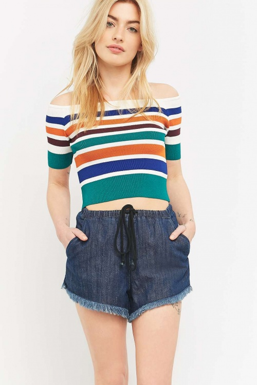 Urban Outfitters - Top bardot