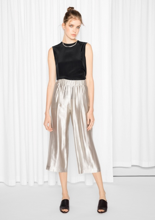 & Other Stories - Jupe culotte