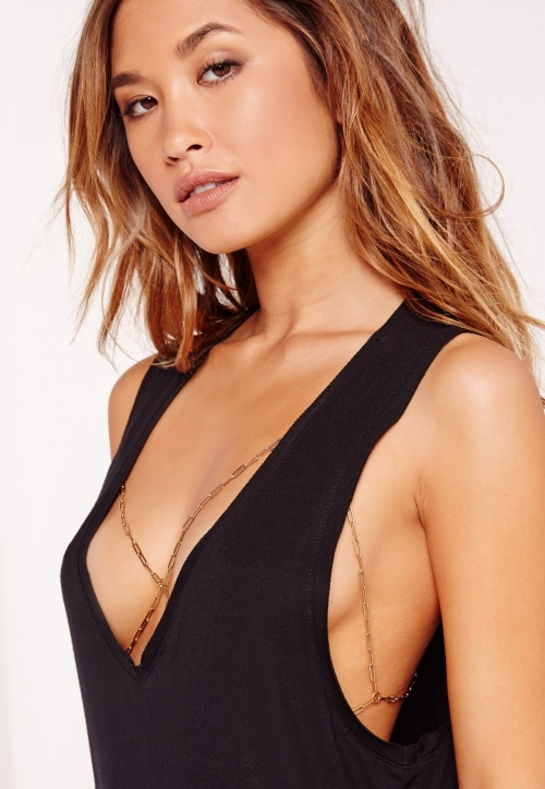 Missguided - body chain
